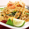 Pad Thai Noodles with Prawn