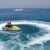 Jet Ski operators stay away from the beaches of Pattaya