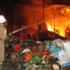 7,000,000 bahts worth of damage caused in warehouse fire in Koh Samui