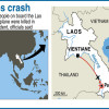 44 dead in Laos plane crash