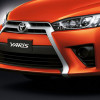 The new Toyota Yaris hatchback has just been launched in Thailand