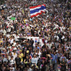 Five more countries issue warnings to travelers but only about  avoiding the protest areas
