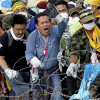 Thailand plunged into crisis as protesters occupy ministries