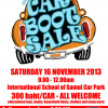 Car Boot Sale on Samui