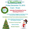 Parent's Night Out at Chai Dee Samui 13th December