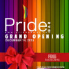 Pride Bar grand opening party to be held on 14th of December
