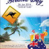 Australia Day at the Rock Pool