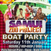 Samui Zoo Project Boat Party