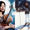 Violinist Vanessa Mae is set to ski for Thailand at the Winter Olympics in Russia next month