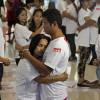 Thailand wins the world record for the longest hug