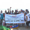Amari Palm Reef team hosted environmental conservation for Koh Samui for Sustainable Earth Day 2014