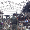 Thai authorities warn the nation not to meddle with suspicious metal objects