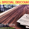 Don't miss out on some great offers on Healthy Friday the 25th of April at Lamphu Lamai