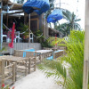 The Island Hoppers Beach Club has a whole new look, a new menu and a new name