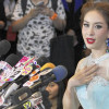 Miss Thailand has stepped down over her 'execute red shirts' comment