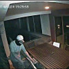 Westerner caught on camera breaking into home