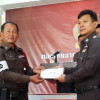 Cash rewards for traffic police who arrest those trying to bribe their way out of traffic violations