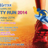 The 2014 Mad Hatter Hotel Charity Run – Sunday 12th October