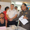 Russian skimmer arrested after stealing nearly B100K in Kamala