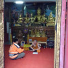 High Russians Break Into Temple, Dress As Monks: Police