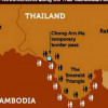 Border tensions brewing between Cambodia and Thailand
