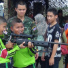Army holds Children's Day for kids in South