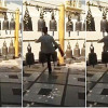 'Chinese Tourist' Filmed Kicking Chiang Mai Temple Bell