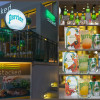 Stacked in Chaweng host an event to introduce Perrier to its guests