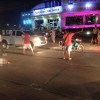 French tourist killed crossing the road in Bophut
