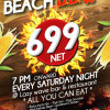 Tango Beach Resort – Saturday night all you can eat BBQ buffet