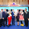 Hong Kong Disneyland Resort joins the opening ceremony of  the 16th Thai International Travel Fair 2015 (TITF)