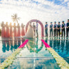 Conrad Koh Samui Introduces Over-Water Wedding Ceremony