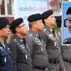 Top general impressed with Phuket police
