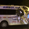 Ambulance driver dies after Krabi crash