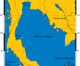 Min of Transport would spend a billion baht building ferry ports in the Gulf of Thailand