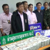 Two Laotian bulk cash smugglers arrested