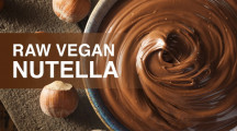 Nature Home Asia's resident Nutritionist Gee Palmer's recipe for raw vegan Nutella