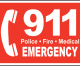 Thais will soon dial 911 as the new and single national emergency number