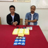 Two arrested off Phuket with 25,000 ya bah pills