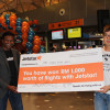 Jetstar Asia celebrates 2.5 million passengers between Kuala Lumpur and Singapore