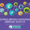 17,000 British nationals abroad supported by Foreign Office last year