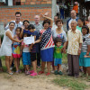 Thailand Hotels Association present a check to the Special Needs School