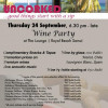 Uncorked Wine Party at The Lounge – Royal Beach Samui 24th September