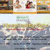 Hospitality Day – Wednesdays at Stacked