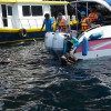 Captain of diver slashing speedboat charged