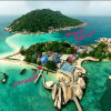 Explore the stunning islands of the Gulf of Thailand with a day trip with Easy Divers Group