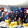 Thai railway police seize 50 million Baht in drugs, 5 arrested