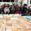 1.5 tons of marijuana worth 450 million baht seized in southern Thailand