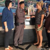 The story of a Russian tourist and kind-hearted Thai police and van driver