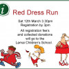 Hash House Harriers Red Dress Run Tomorrow – Saturday 12th March
